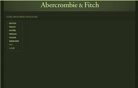 Careers/Home Office - Abercrombie & Fitch