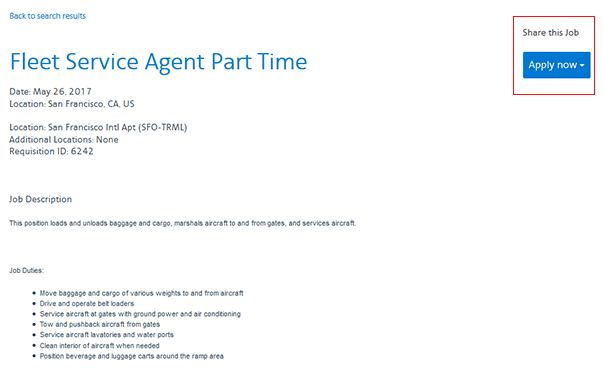 American Airlines Job Application 3