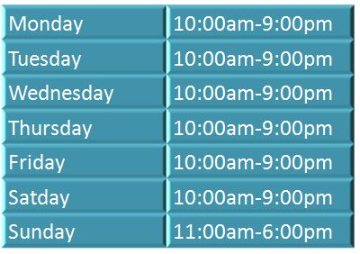 C-Town Supermarkets Working Hours