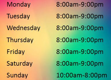 Cabela's Hours of Operation