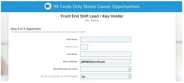 64df7ab166f 🤑99 Cents Only Stores Job Application, Jobs & Careers Online Hiring ...