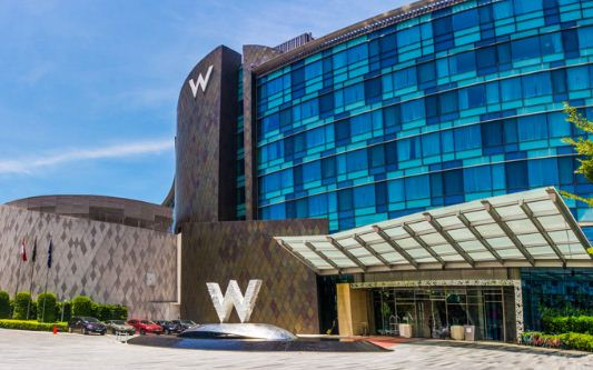 w hotels headquarters